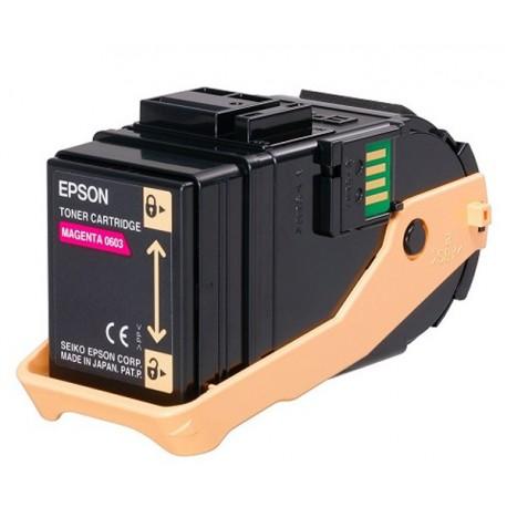 Epson C13S050603 Magenta Toner Cartridge For AL-C9300DN