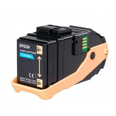 Epson C13S050604 Cyan Toner Cartridge For AL-C9300DN