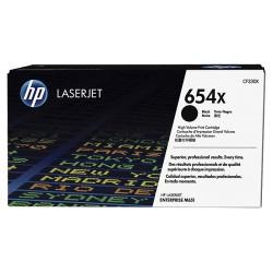 HP 654X High Yield Black Original LaserJet Toner Cartridge (CF330X)