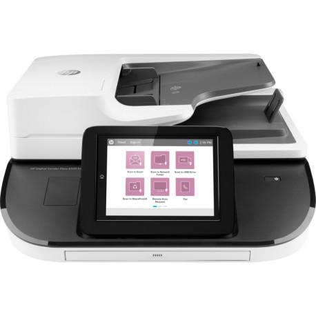 HP Digital Sender Flow 8500 fn2 Document Capture Workstation (L2762A)