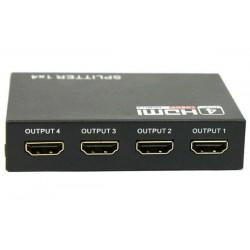 Gaintech HDMI Splitter 4 Port
