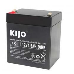 Kijo 12 V 5 Ah Baterai VRLA Ups Deepcycle Kering