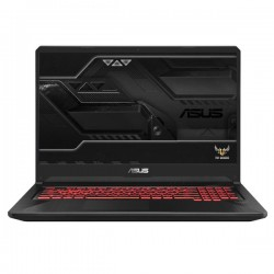 "Asus FX505GD-I7501T Laptop Gaming 15.6"" Core i7-8750 8GB 1TB Win10"