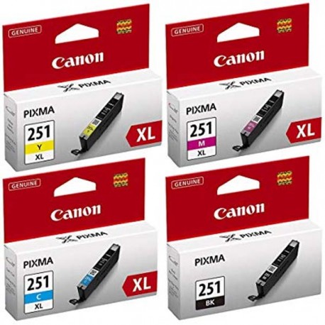 Canon CLI-251XL Black Ink Cartridge