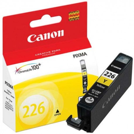 Canon CLI-226Y Yellow Ink Cartridge