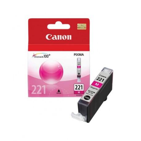 Canon CLI-221M Magenta Ink Cartridge