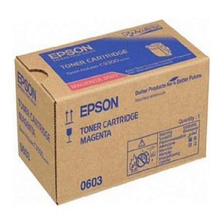 Epson C13S050603 Magenta Toner Cartridge