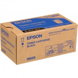 Epson C13S050605 Black Toner Cartridge For AL-C9300DN