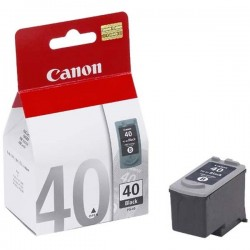 Canon PG 40 Black ink Original Cartridge