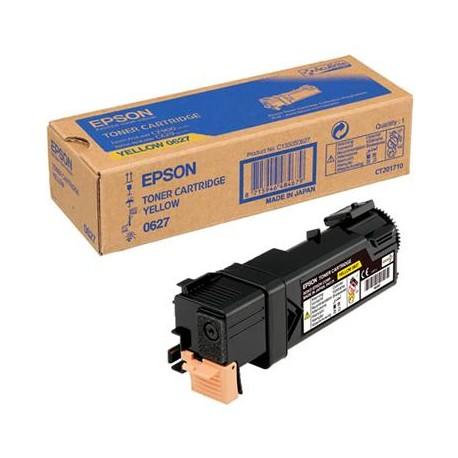Epson C13S050627 Yellow Toner Cartridge For AL-C2900N