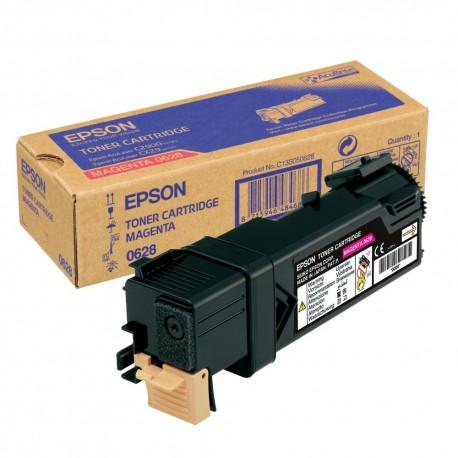 Epson C13S050628 Magenta Toner Cartridge For AL-C2900N