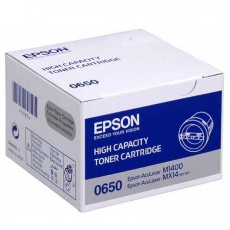 Epson Black Toner Cartridge High Capacity (C13S050650)