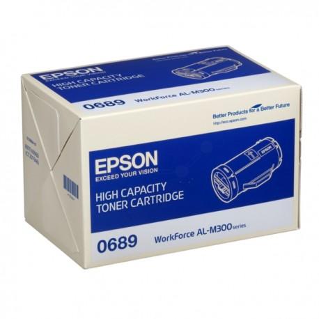 Epson Black Toner Cartridge High Capacity For AL-M300DN (C13S050689)