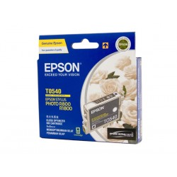 Epson C13T054090 Gloss Optimizer Ink Cartridge SP-R800