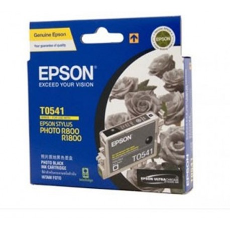 Epson C13T054190 Photo Black Cartridge SP-R800