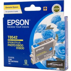 Epson C13T054290 Cyan Ink Cartridge SP-R800