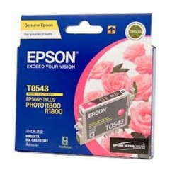 Epson C13T054390 Magenta Ink Cartridge SP-R800