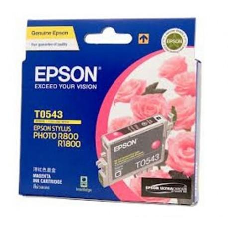 Epson C13T054390 Magenta Ink Cartridge SP-R800
