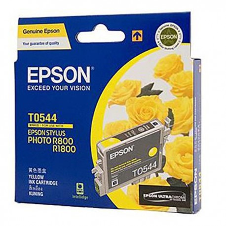 Epson C13T054490 Yellow Ink Cartridge SP-R800