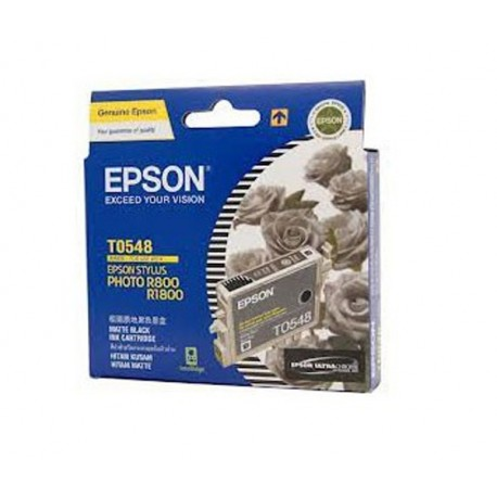 Epson C13T054890 Matte Black Ink Cartridge SP-R800