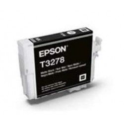 Epson Surecolor P407 14ml Ink Cartridge Matte Black (C13T327800)