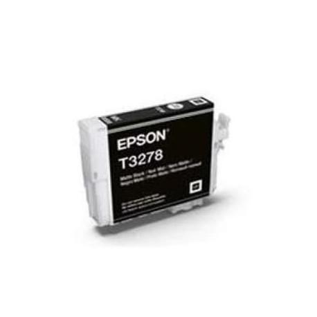 Epson Surecolor P407 14ml Ink Cartridge Matte Black (C13T327800)