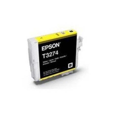 Epson Surecolor P407 14ml Ink Cartridge Yellow (C13T327400)