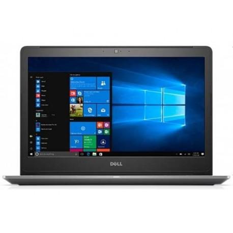 Dell Vostro 14 5471 i7-8550 8GB 1TB & SSD 128GB VGA AMD Radeon 530 4GB Fingerprint Windows 10 Pro Notebook