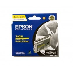 Epson C13T059190 Photo Black Ink Cartridge