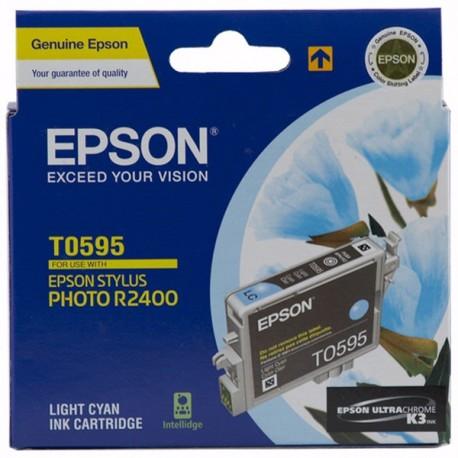 Epson C13T059590 Light Cyan Ink Cartridge