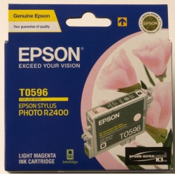Epson C13T059690 Light Magenta Ink Cartridge