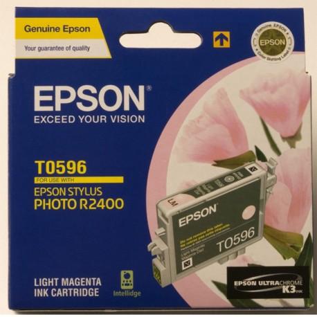 Epson C13T059690 Light Magenta Ink Cartridge