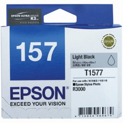Epson C13T157790 Light Black Ink Cartridge