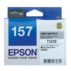 Epson C13T157990 Light Light Black Ink Cartridge