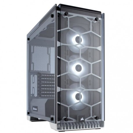 Corsair Crystal Series 570X RGB ATX Mid-Tower Case