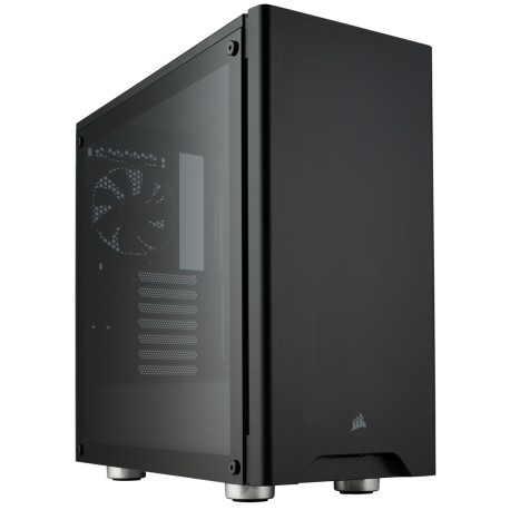 Corsair Carbide Series 275R Tempered Glass Mid-Tower Gaming Case Black (CC-9011132-WW / Black)