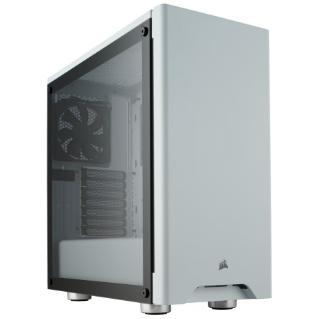 Corsair Carbide Series 275R Tempered Glass Mid-Tower Gaming Case White (CC-9011133-WW / White)