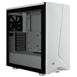 Corsair Carbide SPEC-06 Tempered Glass Case White (CC‐9011145‐WW / White)