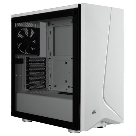 Corsair Carbide SPEC-06 Tempered Glass Case White (CC‐9011145‐WW / White)