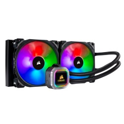 Corsair Hydro Series H115i RGB PLATINUM 280mm Liquid CPU Cooler (CW-9060038-WW)