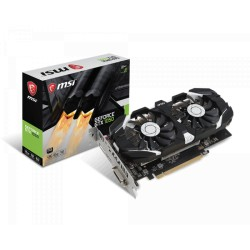 MSI GeForce GTX 1050 2GB GDDR5 128-bit Graphics Card (2GT OC)