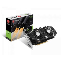MSI GeForce GTX 1060 3GB DDR5 192-bit Graphics Card (3GT OC V2)
