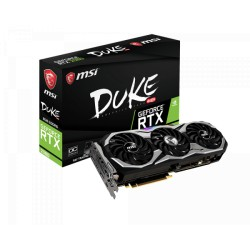 MSI GeForce RTX 2080 8GB DDR6 256Bit Duke OC Graphics Card