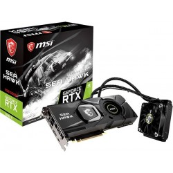 MSI GeForce RTX 2080 8GB DDR6 256 Bit Sea Hawk X Graphics Card