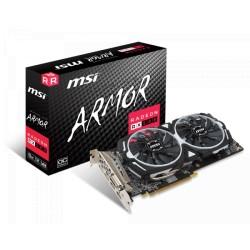 MSI Radeon RX 580 8GB DDR5 256Bit Armor 8G OC Graphics Card