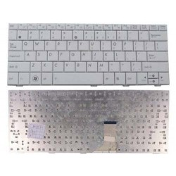 Asus EPC Eee PC SeaShell 1005HA 1005HAB 1008HA 1001HA Putih Keyboard Laptop