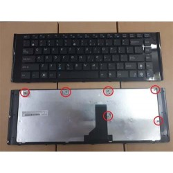 Asus A40 A42 A43 X43 A40J K42J A40D Series Keyboard Laptop