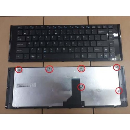 Asus A40 A42 A43 X43 A40J K42J A40D Series Keyboard Laptop