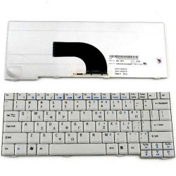 Acer Ferrari 1000 1004 1100 Series Keyboard Laptop Putih