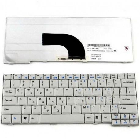 Acer Ferrari 1000 1004 1100 Series Keyboard Laptop Putih